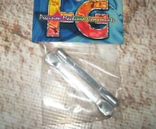 RARE HG CNC ALUMINUM REAR INNER SUSPENSION MOUNTS FOR LOSI LXT NXT SERIES RC