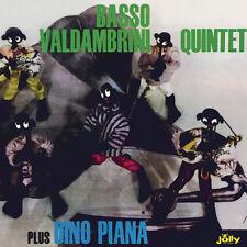 BASSO VALDAMBRINI QUINTET Plus DINO PIANA LP jazz