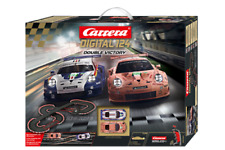Carrera DIGITAL 124 Double Victory Ensemble de Course Électrique (20023628)
