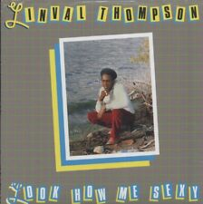 SEALED NEW LP Linval Thompson - Look How Me Sexy