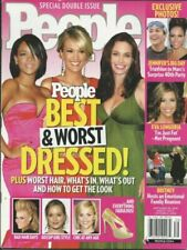 People Magazine Chace Crawford Cher Chastity Chaz Bono The Gosselins 2009