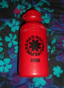 RED HOT CHILI PEPPERS - MOTHER'S MILK - ORIGINAL PROMO WATER BOTTLE - 1989