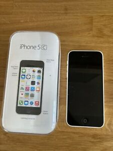 Apple iPhone 5c - 8GB - White (EE) A1507 (GSM)