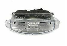 Genuine Renault Clio MK2 II Rear Number Plate Light Unit Part Number 7700410754
