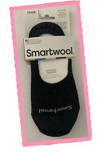 SmartWool 2-Pack Women's No Show Hide 'n Seek Socks Sz Medium NWT