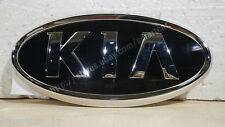 2011 2012 KIA Sportage OEM trunk tailgate KIA logo emblem badge