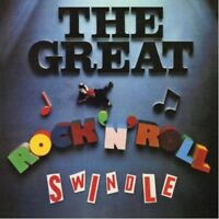 Sex Pistols - The Great Rock N Roll Swindle [CD]