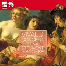 Chamber Concertos: Concerti Per Vari Instrumenti, New Music