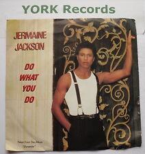 "JERMAINE JACKSON - Do What You Do - Excellent Con 7"" Single Arista ARIST 609"
