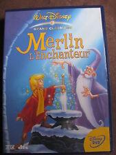 DVD DISNEY @@ MERLIN L'ENCHANTEUR @@ LOSANGE N° 20