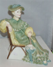 ROYAL DOULTON FIGURE ASCOT  PORCELAIN DOLL 2356