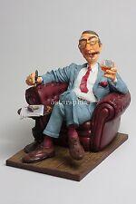 Guillermo Forchino Comic The Big Boss Forchino Art Figurine Sculpture Statue