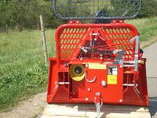 Forstseilwinde 3 to. Forstwinde Rückewinde Seilwinde Traktor Schlepper Winde