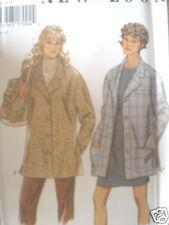 6426 Vintage NEW LOOK SEWING Pattern 8 10 12 14 16 18 Lined Jacket UNCUT OOP NEW