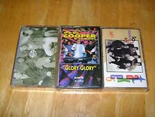CHRISTIAN R&B Hip Hop 3 Cassette Lot TAKE 6 Marc Cooper CHURCH OF RHYTHM Sealed