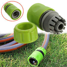 1/2'' Compatible Water Hose Tube Garden Lawn Pipe Tap Adaptor Quick Connector