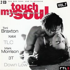 TOUCH MY SOUL - THE FINEST OF BLACK MUSIC VOL. 7 / 2 CD-SET (BMG ARIOLA 1996)