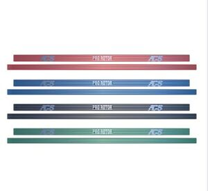ACS PRO ROTOR Decal Old School BMX 80's Choice Of Colours Gyro