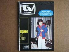 TV JOUR 77/43 (19/10/77) DENISE FABRE