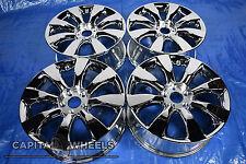 """Infiniti FX35 FX45 Q45 M35 M45 Nissan Altima Maxima Chromed Wheels 73686 18"""""""