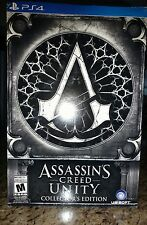 Assassin's Creed: Unity Collector's Edition (Sony PlayStation 4, 2014)