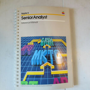 Apple II: Senior Analyst Reference Manual; 030-0345-A