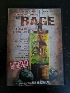 The Rage dvd 2008 Robert kurtzman's