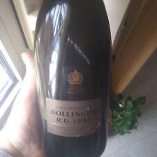 Champagne BOLLINGER R.D. 1981 Extra Brut Francia per la Regina Elisabetta II