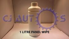 PANEL WIPE 1L DEGREASER SOLVENT BASECOAT 2K PAINT SURFACE PREP SILICONE REMOVER