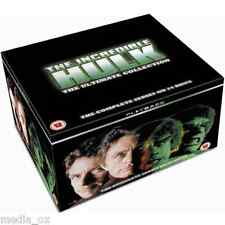 The Incredible Hulk - Complete Seasons 1 2 3 4 & 5 Box Set | New | Sealed | DVD