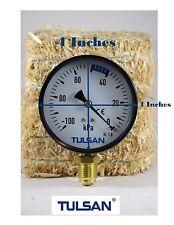"""Milking Machine Gauge vacuum meter 4"""" / By Tulsan Free Shipping!"""