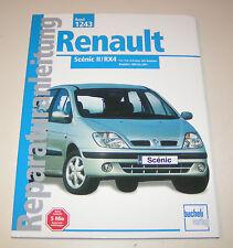 Reparaturanleitung Renault Scenic II / RX4 - ab 1999!