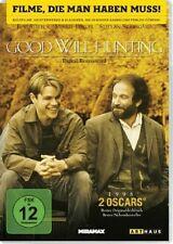 # DVD GOOD WILL HUNTING - ROBIN WILLIAMS + MATT DAMON + MINNIE DRIVER ** NEU **