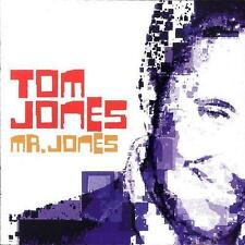 TOM JONES - MR JONES 2002 UK CD * NEW *