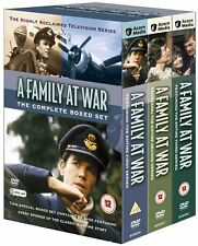 Family At War - Complete 1, 2 & 3 DVD Box Set R4 New & Sealed 5 Series