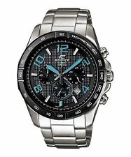 Casio Edifice EFR-516D-1A Chronograph Watch acero color azul