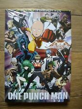 DVD - Anime - ONE PUNCH MAN - Serie Completa - Nueva Precintada