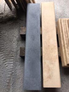 Concrete Path Edging