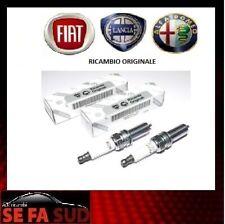 KIT 2 CANDELE ORIGINALI FIAT PANDA 500 500L LANCIA Y ALFA MITO 0.9  55242187