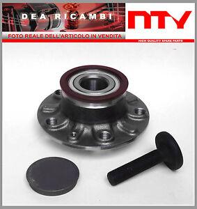 PMVW013 Mozzo Cuscinetto Ruota Posteriore VW GOLF VI 2000 2.0 TDI dal 2008 ->