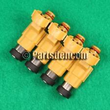 4 FUEL INJECTORS FITS MITSUBISHI EXPRESS SJ 4G64 2.4L 4G63 2.0L 97-06 INJECTOR