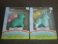 2 new My Little Pony 1983 collection  sunbeam    medley - bnib