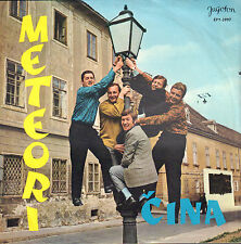 "METEORI – Čina (1969 VINYL EP 7"" YUGOSLAVIA)"
