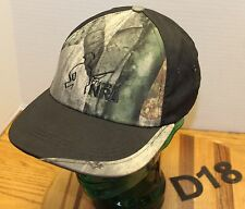 """FRIENDS OF NRA """"COMMITTEE MEMBER """" HAT CAMO USA MADE IN VERY GOOD CONDTION D18"""