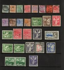 British Guiana collection of 28 used