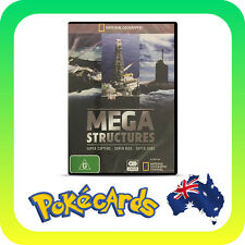 National Geographic - Megastructures (DVD, 2010, 3-Disc Set)