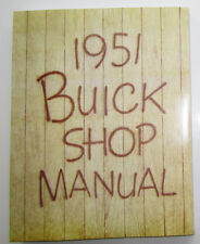 1951 Buick Shop Manual | All Models