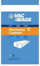 Electrolux 409715, Style C Canister Vacuum Cleaner Paper Bags 26Pk by DVC Made