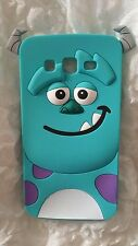 UK-SILICONE CASE MONSTER for SAMSUNG GALAXY GRAND 2 G7106
