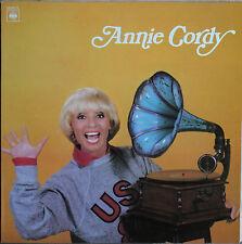 ANNIE CORDY   33T  LP